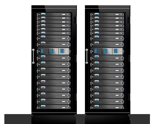 Server Housing und Hosting inkl. isp Dienstleistungen